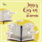 Al Quran Madina Ar Rayyan Exclusive Special For Men [OAK] - 2