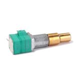 BolehDeals Putaran Poros Potensiometer With Saklar Knurled B504 + C504 + A504 For Gitar - 2