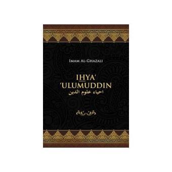 Ihya Ulumuddin Jilid 1-4 Edisi Hardcover