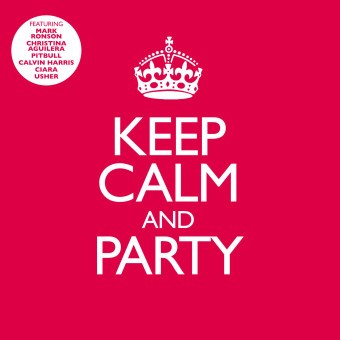 Harga Sony Music Entertainment Indonesia Various:Keep Calm & Party - 2 CD