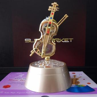Harga Sugu Violin Music Box With Light