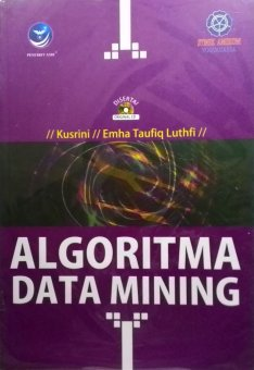 Harga Algoritma Data Mining + CD - Kusrini