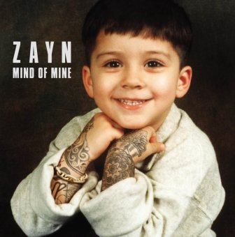 Harga Sony Music Entertainment Indonesia ZAYN MALIK_MIND OF MINE