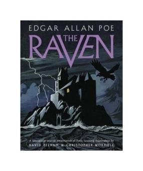 Harga The Raven: A Pop-Up Book - intl