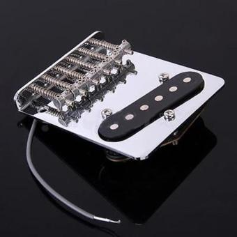 Hot New High-Quality 6 Saddle Bridge+Pickup for Telecaster Electric Guitar - intl