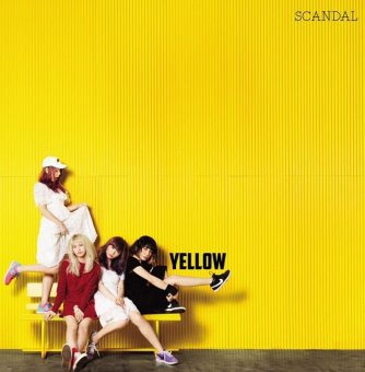 Harga Sony Music Entertainment Indonesia SCANDAL_YELLOW