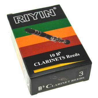 Hasil Pencarian suling Telunjuk com Source · Clarinet Reeds Strength 3 10 pack Intl