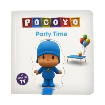 Harga Pocoyo party Time Story Book
