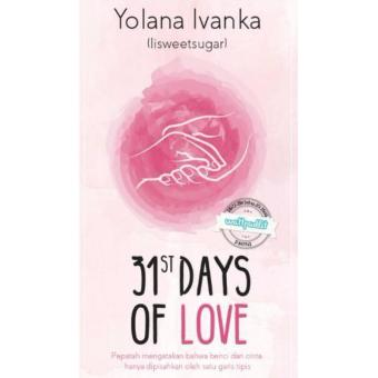 Harga Republik Fiksi Novel 31st Days Of Love Loveable