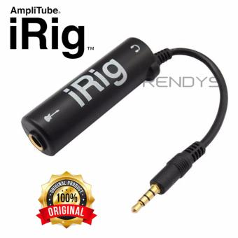 Harga iRig AmpliTube Guitar Interface Adapter for iPhone /iPod Touch/iPad