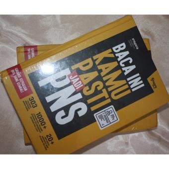 JAMU CPNS + GRATIS 10 E-Book