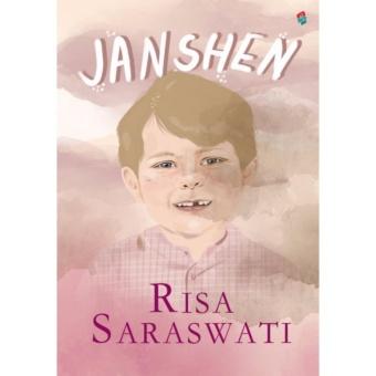Janshen [ NON TTD + Bonus Poster ] - Risa Saraswati Best Seller