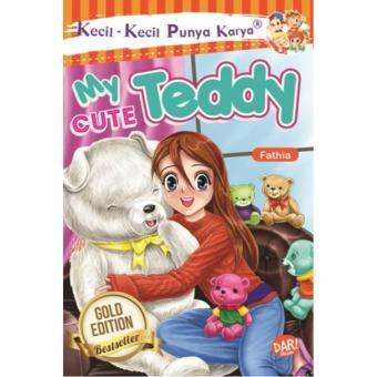 Kecil Kecil Punya Karya - My Cute Teddy ( KKPK )