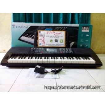 keyboard piano TECHNO T-9880i.g2 [Usb/Mmc]