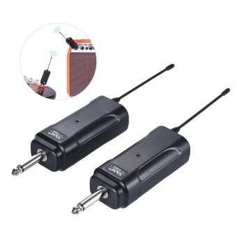 Wireless Audio Transmitter Receiver System for Electric Guitar Bass Electric Violin