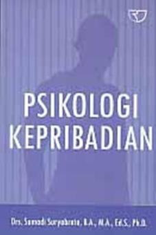 PSIKOLOGI KEPRIBADIAN - SUMADI SURYABRATA - BUKU PSIKOLOGI B65