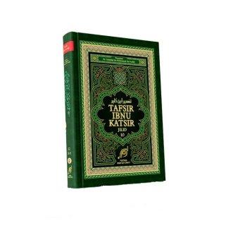 Pustaka Imam - Asy-Syafi'i Tafsir Ibnu katsir Edisi 10 Jilid