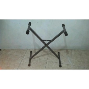 Stand keyboard techno stand keyboard yamaha stand keyboard piano murah single