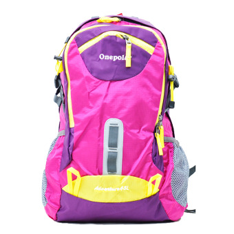 Harga One Polar 1261 Hiking Backpack - MerahMuda