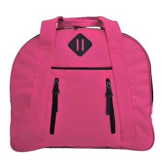 Harga Bag & Stuff Travallo Travel Bag - Pink