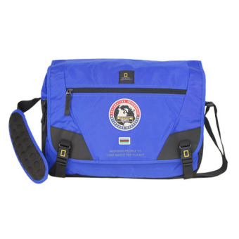 Harga National Geographic NO1106-45 Messenger Bag - Royal Blue