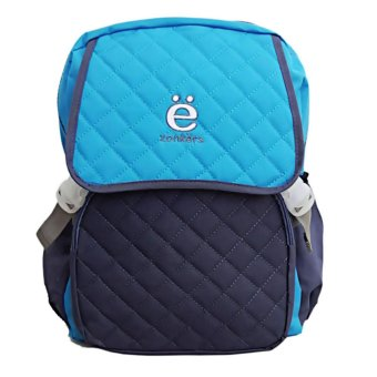 Harga Bag & Stuff Zonker Laptop Backpack + Raincover - Biru