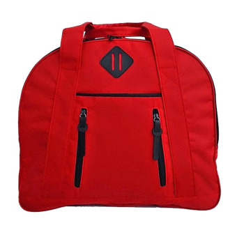 Harga Bag & Stuff Travallo Travel Bag - Merah