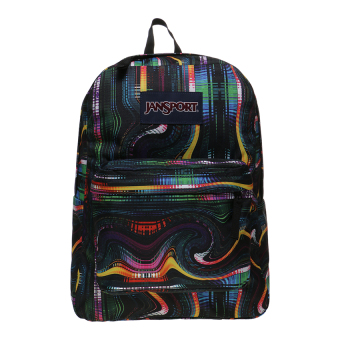 Harga JanSport Superbreak Backpack - Multi Frequency