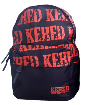 Harga Bag & Stuff Kehed Backpack - Merah