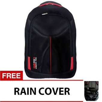 Harga Bag & Stuff Campus Essential Backpack with Laptop Slot - Hitam