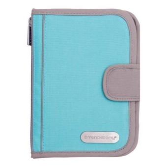 D'renbellony Card Holder (Turquoise Green) / Tempat kartu / Dompet kartu /