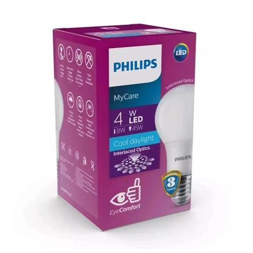 LED BULB 4W CDL E27 PHILIPS