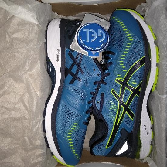 premium selection edb11 779d6 Review Sepatu Running Gel Kayano 23 Dan Harga Terkini - Wiki ...