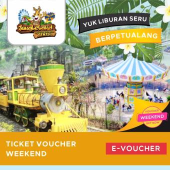Harga Jungle Land Adventure E-Ticket Weekend