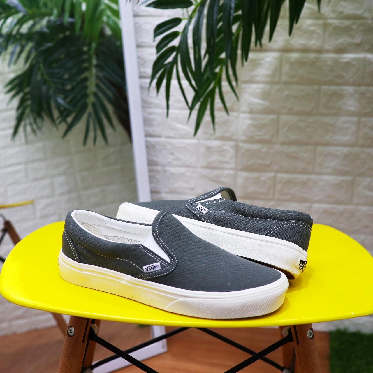 cod now ! sepatu van slipon pria   _nike / md.sneakers24