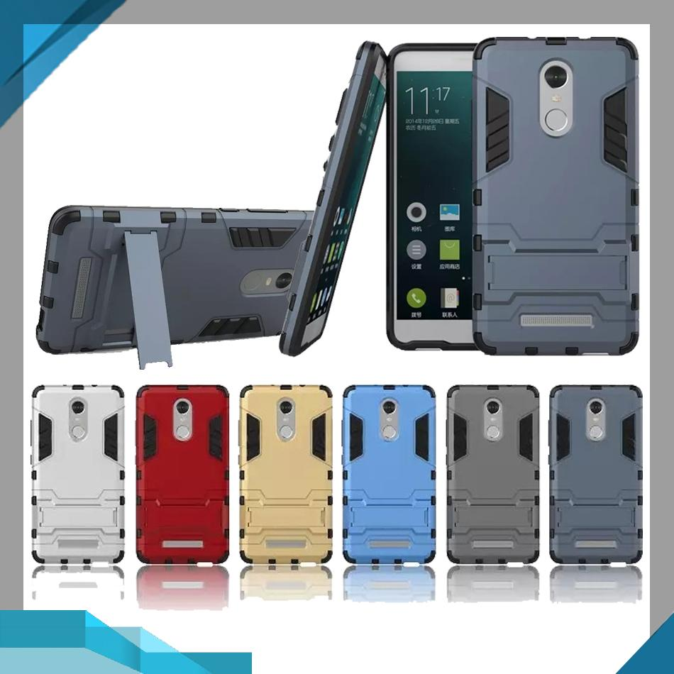 Case Xiaomi Redmi Note 3 Armor Shield Hardcase Ironman Robotic Kickstand Transformer Redmi Note 3