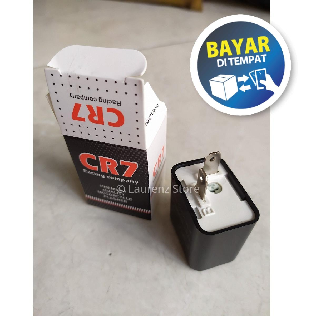 flasher lampu sen sein led kedip cr7