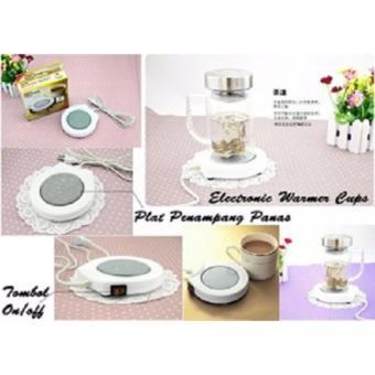Coffee Warmer / Alat penghangat minuman Kopi/Teh/Susu Elektrik