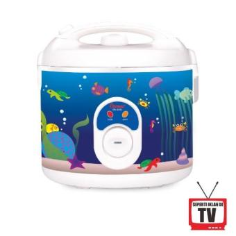 Cosmos Rice Cooker CRJ6031 ( Harmond Technology ) 1,8 liter