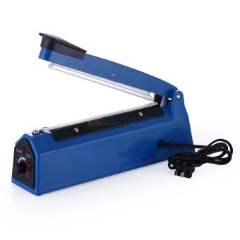 Enter Impulse sealer Alat Press Plastik 20 CM EN-200A ( PVC ) - Biru
