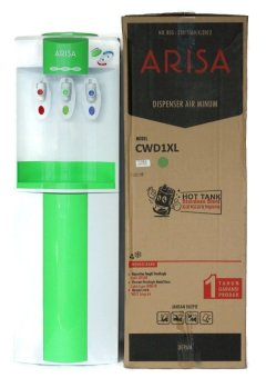 Harga Arisa Standing Water Dispenser CWD 1XL - Hijau