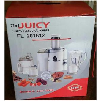 Harga BLENDER 7 FUNGSI KITCHEN COOK MIXER JUICER MOEGEN