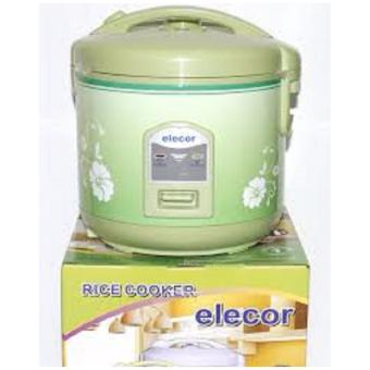 Elecor rice cooker,magic com,magic jar 1L