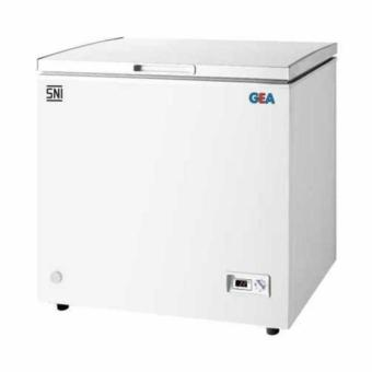 Harga GEA AB 226 Chest Freezer 210L - Putih