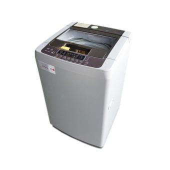 LG Mesin Cuci Top Loading 8 KG - TS81VM - Silver - Khusus Jabodetabek