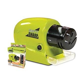 Harga Pengasah Pisau Dan Gunting Electric Multiguna / Swifty Electric Sharpener