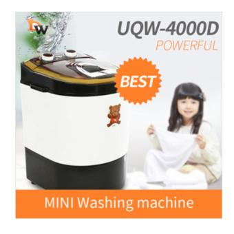 Harga [DAEWOONG] Powerful Mini Washing Machine UQW-4000D (XPB30-1140) mini portable washing laundry - intl