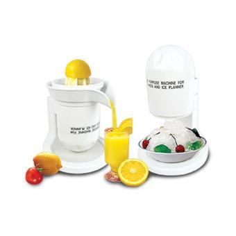 Maspion MP-201 Juice Press & Ice Planner - Putih