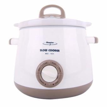Maspion MSC-1825 Slow Cooker 2.5L