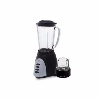 Maspion MT-1569 Blender Clear Glass Container 1.25 Liter 2in1